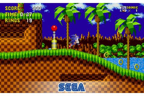 Sonic the Hedgehog™ Classic - Android Apps on Google Play