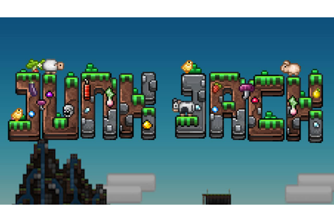Junk Jack » FREE DOWNLOAD | CRACKED-GAMES.ORG