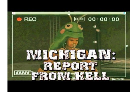 Michigan: Report From Hell Is Kind Of A Weird Game by ...