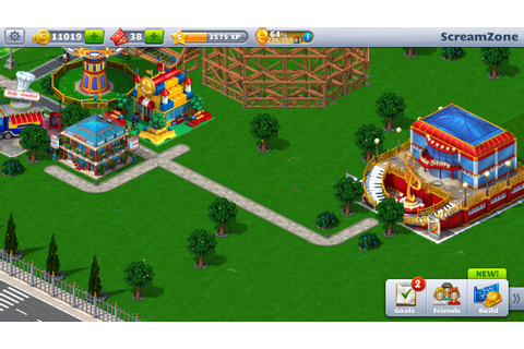 RollerCoaster Tycoon® 4 Mobile – Games for Android 2018 ...