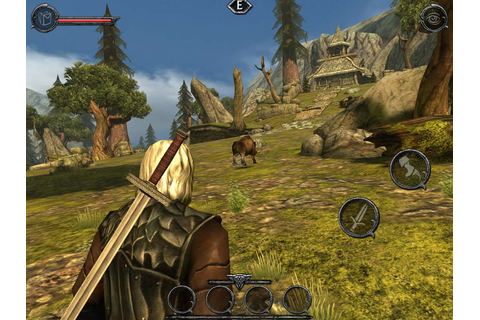 Ravensword: Shadowlands review (iOS / Universal ...
