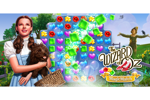 Amazon.com: The Wizard of Oz Magic Match 3: Appstore for ...