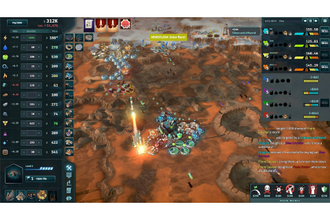 Offworld Trading Company | PC Game Key | KeenGamer