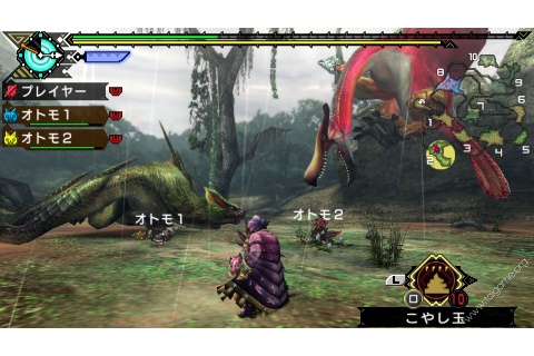 Monster Hunter Portable 3rd - Download Free Full Games ...