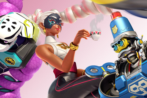 Watch us play as all three of Arms' new fighters - Polygon