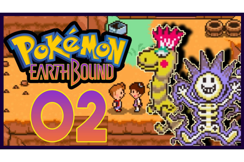 EarthBound Capsule Quest ( Pokemon Fan Game ) Part 2 - YouTube