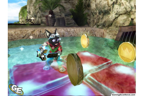 Blinx 2: Masters of Time & Space - GamingExcellence