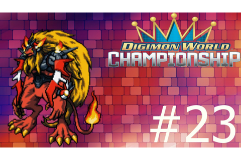 Digimon World Championship - Episode 23 - Our Title Match ...