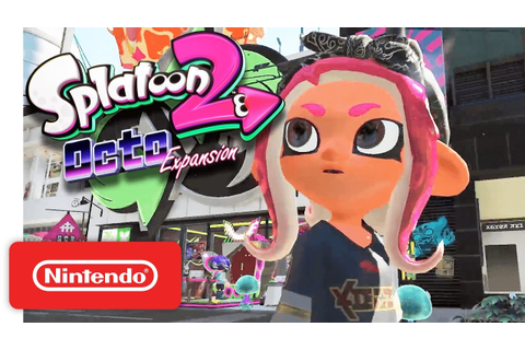 Splatoon 2: Octo Expansion details and images - some Zelda ...