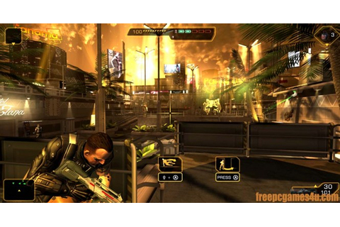 Deus EX The Fall Free Download Full PC Game