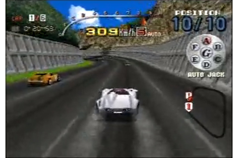 Chokocat's Anime Video Games: 2610 - Speed Racer (Sony ...