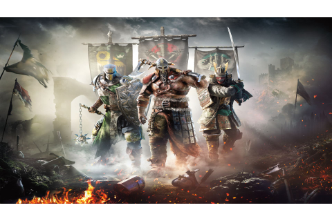 Buy For Honor Deluxe (Uplay KEY) and download