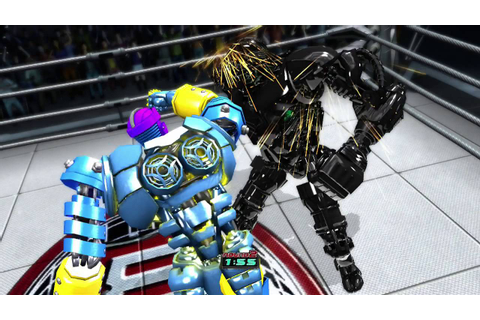 Real Steel Game Zeus Fight HD! (UNDER 950 BOT) - YouTube