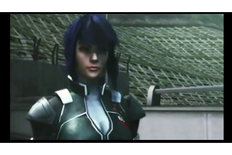 Ghost in the Shell: Stand Alone Complex Gameplay (PS2 ...
