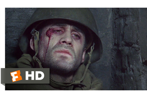 Enemy at the Gates (8/9) Movie CLIP - Danilov's Sacrifice ...