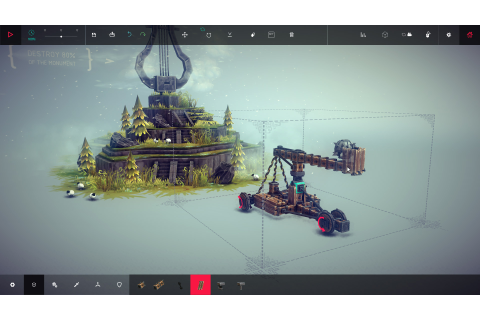 Besiege - Review - The Tech Game