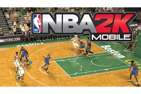 NBA 2K MOBILE BASKETBALL iOS Gameplay Trailer | First ...