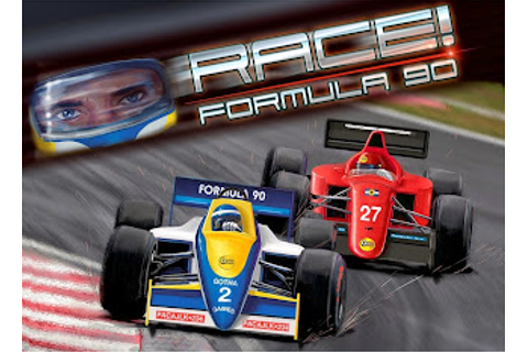Dream With Board Games: Race! Formula 90 - Gotha Games
