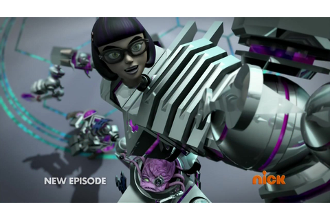 Teenage Mutant Ninja Turtles 2012 S04E08 The War for ...