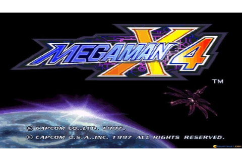 Mega Man X4 gameplay (PC Game, 1997) - YouTube