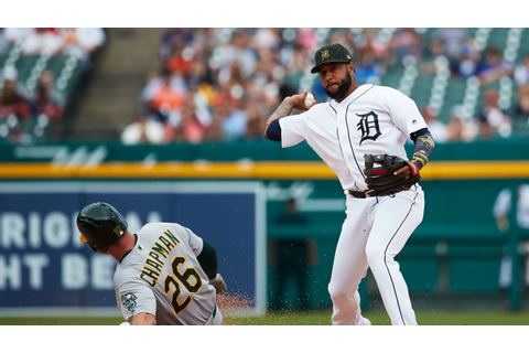 Game thread: Tigers trail A's in suspended game