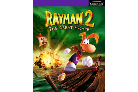 Rayman 2: The Great Escape - Wikipedia
