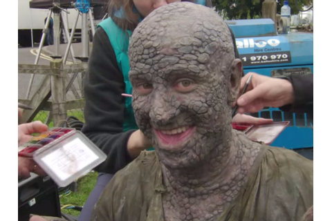 'Game of Thrones' making of Stone Men - Business Insider