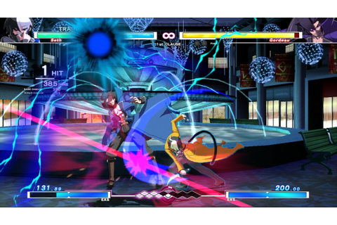 REVIEW / Under Night In-Birth Exe: Late (PC) - That ...