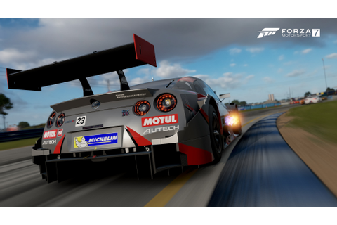 Forza Motorsport 7 One Year Later: The Biggest Racing Game ...