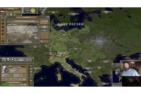 Supreme Ruler: The Great War Part 1 (Germany-Piece of the ...