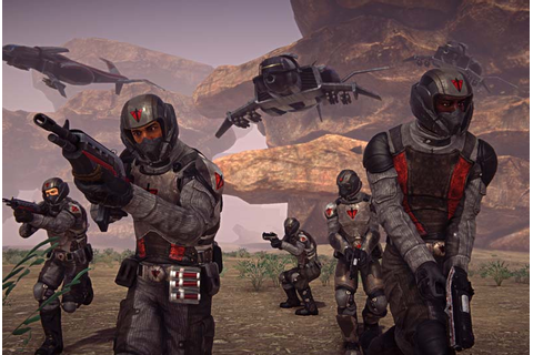 Planetside 2 Review and Download – MMOBomb.com