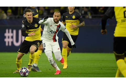 PSG-Dortmund: Game Will Be Played Without Fans Because Of ...