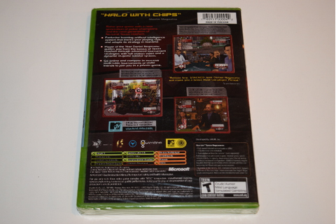 Stacked with Daniel Negreanu Microsoft Xbox Video Game New ...