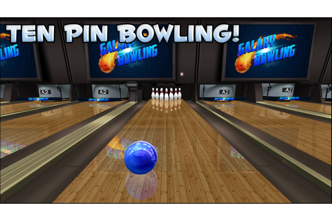 Galaxy Bowling 3D Free - Android Apps on Google Play