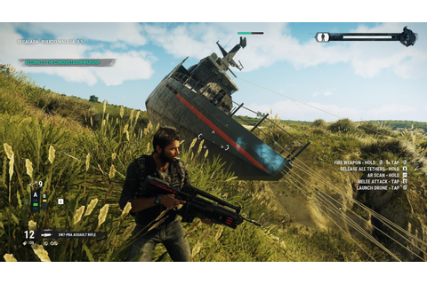 Just Cause 4: Day One Edition (PC Game) Repack - FitGirl ...