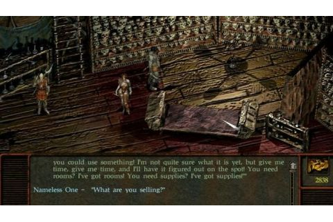 Planescape: Torment review | PC Gamer