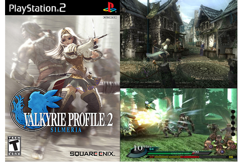 Valkyrie Profile 2: Silmeria image - 6TH Generation Gamers ...