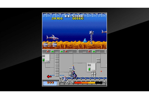 Arcade Archives Cosmo Police Galivan Game | PS4 - PlayStation