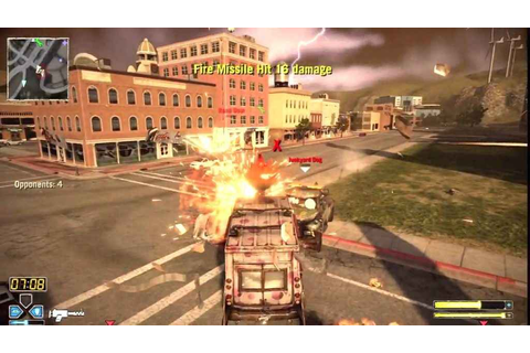 Twisted Metal PS4 – The Return of Sweet Tooth and The ...