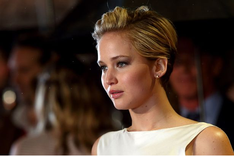 Hunger Games actress Jennifer Lawrence says it's ...