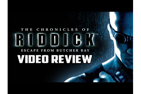 The Chronicles of Riddick: Escape from Butcher Bay PC Game ...
