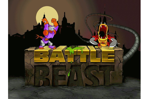 Battle Beast (1995) Win3.1 game