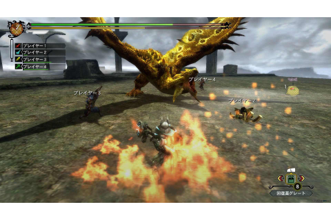 Monster Hunter Frontier Online Download Free Full Game ...