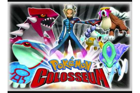 Pokémon Colosseum Music: VS Battle 2 - YouTube