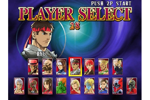 Street Fighter EX 2 (Game) | GamerClick.it