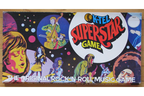 We Will Bury You: K-Tel Superstar Game