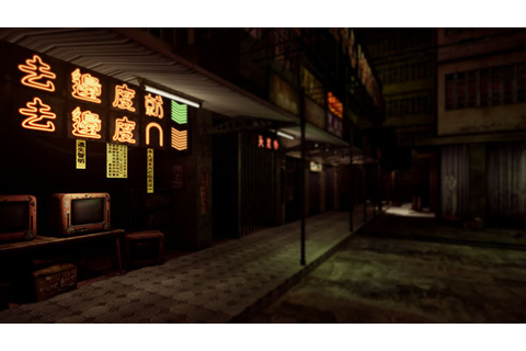 Kowloon's Gate VR: Suzaku delayed to late fall in Japan ...