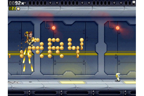 Jetpack Joyride – Games for Android – Free download ...