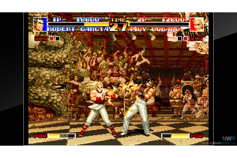 The King of Fighters '94 - Game - Nintendo World Report