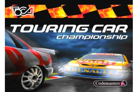 TOCA Championship Racing Download - Old Games Download